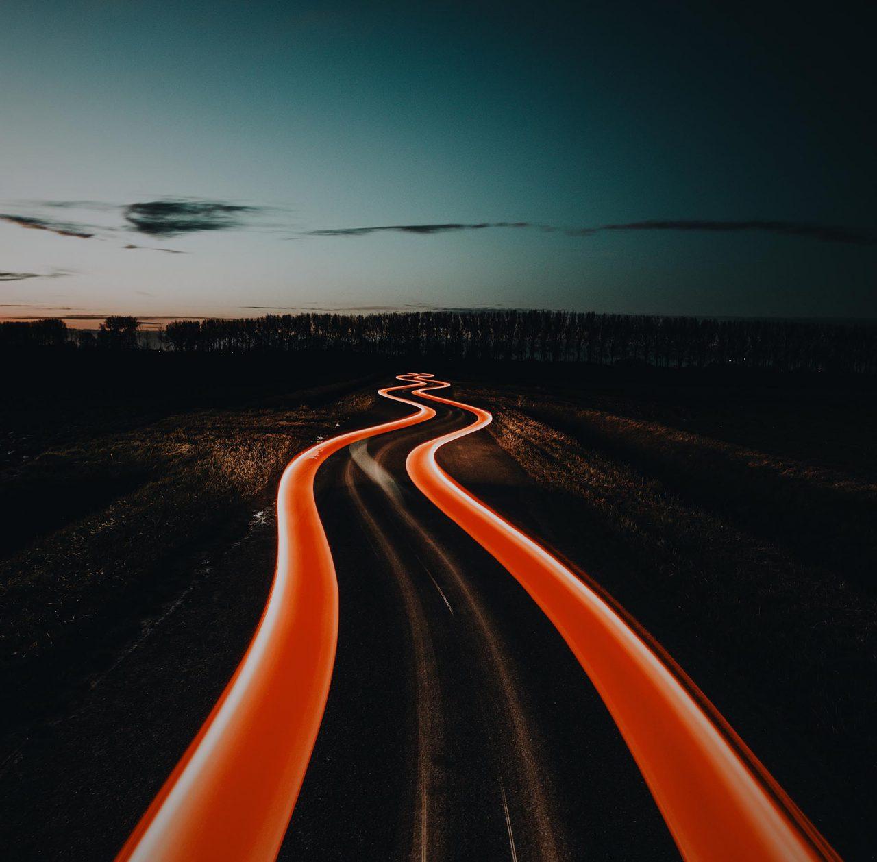 road of light